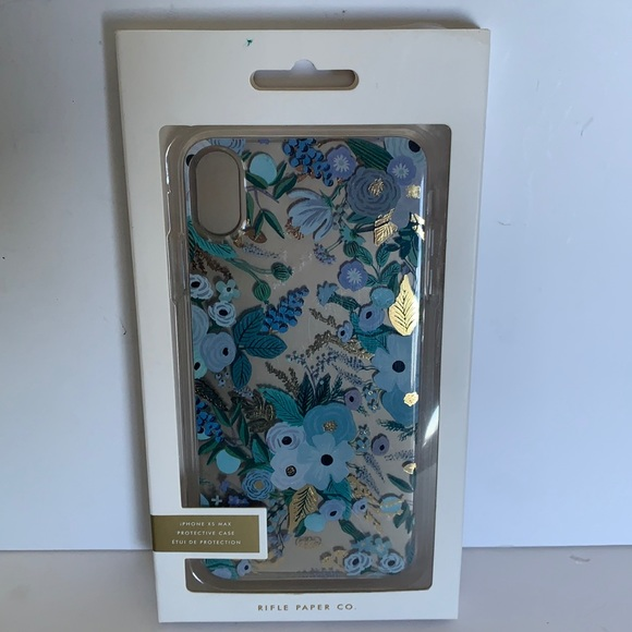 Anthropologie x Rifle Paper Co. iPhone Case XS Max